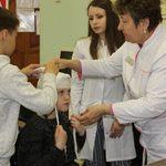 Этап Всероссийского конкурса-соревнования юных инспекторов движения Безопасное колесо