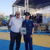 выставке ко Дню военно-воздушной авиации в парке лётчиков