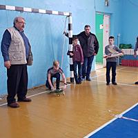 XXI городская спартакиада. Команда ЦДТ Дзержинского района