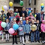 В Волгоградском планетарии проходили праздничные мероприятия, приуроченных Международному дню полета человека в космос