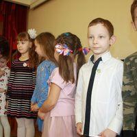 линейка, посвящения в ученики Школы мышления
