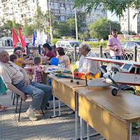 Участие педагогов ЦДТ в праздновании Дня России