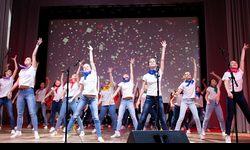 Празднование 40 юбилея Центра детского творчества